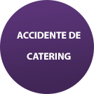 accidente de catering